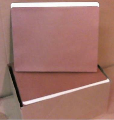NEW 25pc Smead 73224 Letter Size Pockets, Straight Cut, 3-1/2-Inch Expansion $71