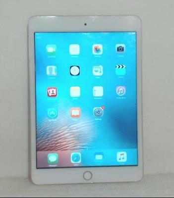 Apple iPad Mini 3 A1599 3A136LL/A 16GB Gold - READ