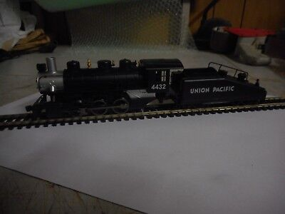 Bachmann Ho   Steam Loco And Tender  Union Pacific