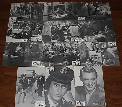 Cary Grant lobby card set 12 Ann Sheridan I Was a Male War Bride