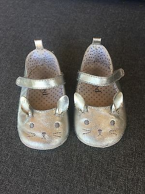 Baby Girl Shoes 12-18 months