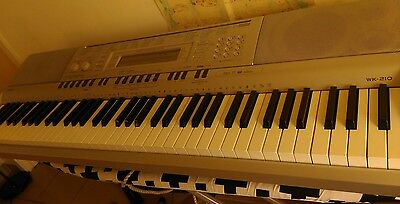 Casio digital keyboard piano