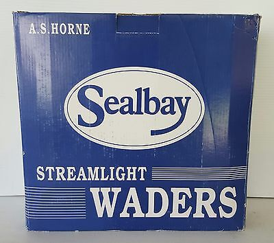 Sealbay Chest Waders Size 7