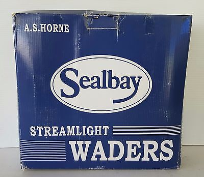 Sealbay Chest Waders Size 12