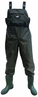 Wildfish Chest Waders Size 8