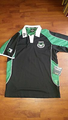 rugby union - guinness ireland polo shirt - BNWT - size adult L