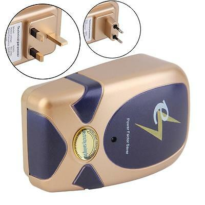 28KW Home Electricity Power Energy Factor Saver Saving Up To 30% 90-250V WT