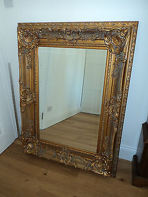 Reproduction Antique Style Mirror