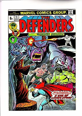 The Defenders 11