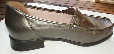 Kumfs Casual Mocassin Style Leather Shoes Size 37Xw