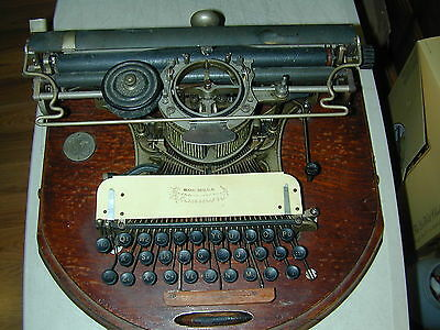 Antique Hammond Typewriter AS-IS For Parts or Restoration