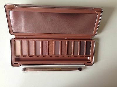 Palette Maquillage 12 Fards Nude Rose KANED Neuf