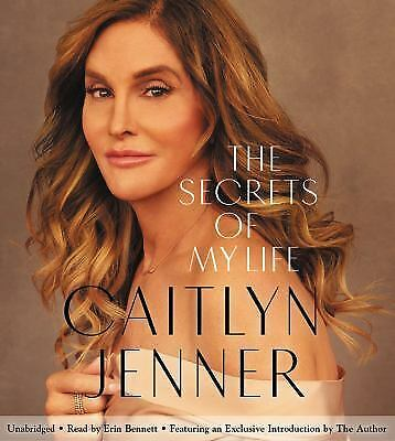 Audio CD The Secrets of My Life By Caitlyn Jenner Bruce Book on Disc Audiobook