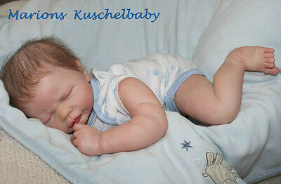 MARIONS   KUSCHELBABY  ** ETHAN  **      reborn N.Russel