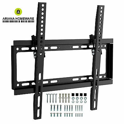 TV Wall Bracket Mount Tilt for 23 32 37 40 42 46 48 5 3D LED LCD Plasma