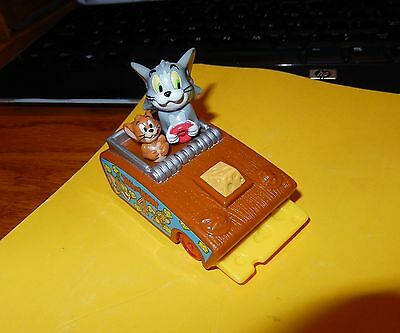 Tom & Jerry Pullback Car. Mouse Trap.