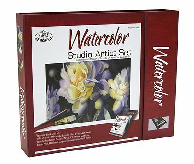Royal & Langnickel Watercolor Studio Artist Set
