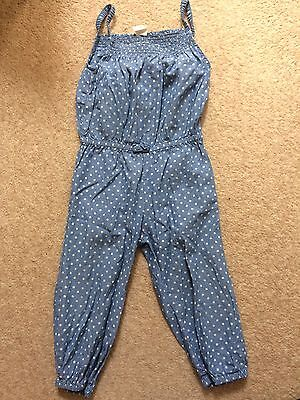 Girls Jumpsuit Playsuit Outfit 1.5-2 H&M Summer