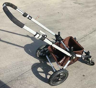 Bugaboo cameleon chassis  Stroller Frame Replacment parts frog With Wheels.