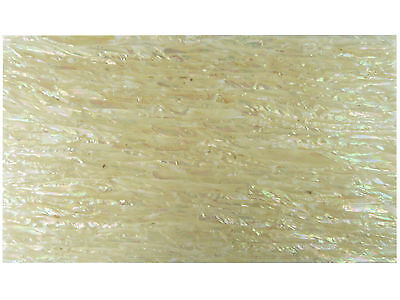 Incudo™ White Abalone Laminate Shell Veneer Sheet, 240 x 140mm