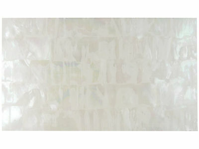 Incudo™ White Mother of Pearl Laminate Shell Veneer Sheet, 240 x 140mm