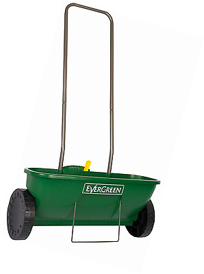 EverGreen Easy Spreader Plus Lawn Garden Home DIY Cart Tool FAST FREE DELIVERY