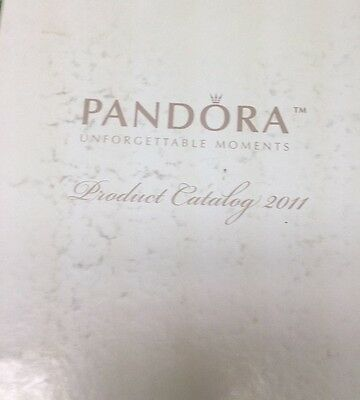 Used  Jewelry Product 2011 Catalog For  Pandora Jewelry