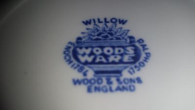 Wood And Sons WoodWare Side plates