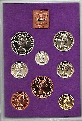 1970 Great Britain and Northern Ireland Proof Set