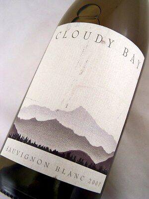 2001 CLOUDY BAY Sauvignon Blanc Isle of Wine
