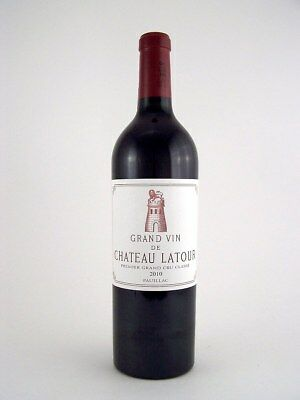 2010 CHATEAU LATOUR Pauillac 1er Grand Cru Bordeaux Isle of Wine