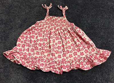Baby Girls, Size 00, Pink, Going Out Dress - EUC
