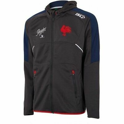 Sydney Roosters NRL Players ISC Workout Hoody/Jacket Men's & Ladies Sizes!7