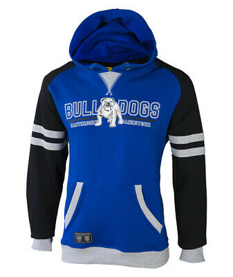 Canterbury Bulldogs NRL 2017 Classic Fleece Hoody Hoodie Adults and Kids Sizes!