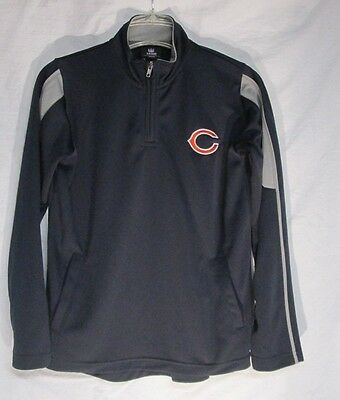 CHICAGO BEARS NFL Youth Size M (10-12) Long Sleeve Pull Over Shirt   (GAR #3)