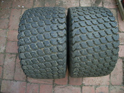 RIDE ON MOWER TYRES 18 X 9.5 Goodyear