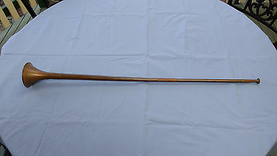 Antique vintage collectable hunting post horn
