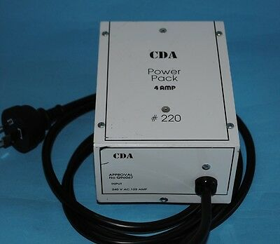 CDA #220 Auxiliary Power Pack