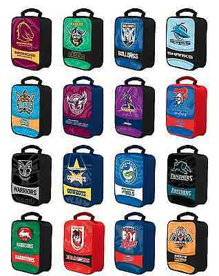 NRL Insulated Lunch Box Cooler Bag Lunch Box All Teams Available!