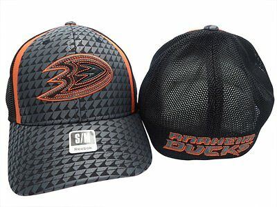 NHL Anaheim Ducks Flexfit Ice Hockey Cap Hat