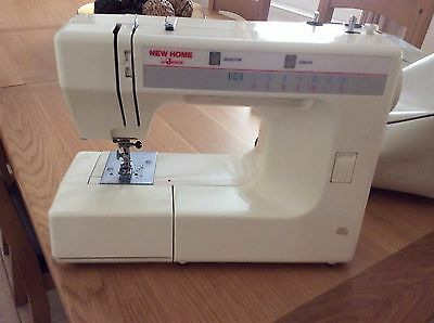 Janome New Home Sewing machine Model JD1410