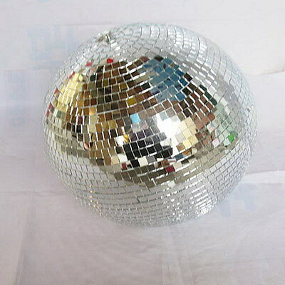 1X Huge Jumbo Mirror Disco Ball for Wedding Party Decoration 400mm