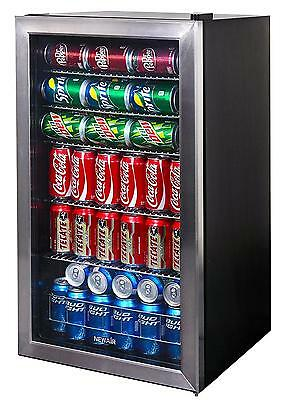 Commercial Beverage Cooler Refrigerator Freezer Fridge 5 Rack Cold Drink -Party