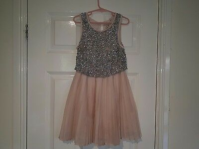 girls next party dress age 6