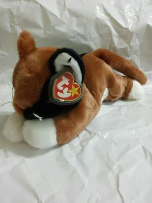 Ty Beanie Buddies Chip Cat 1998