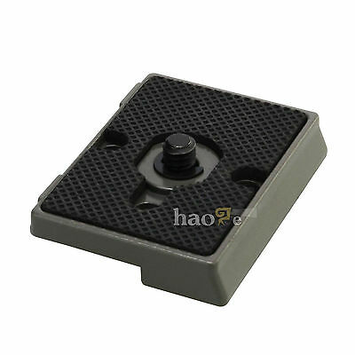 Quick Release Plate For Bogen Manfrotto RC2 System 3030 3130 3160 3265 MHXPRO-3W