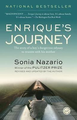 Enrique's Journey : The Story of a Boy's Dangerous Odyssey to reunite with...