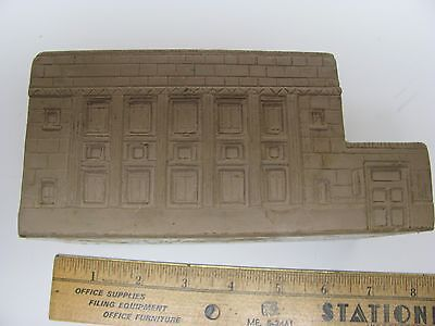 Preble County Bank Eaton Ohio Coin Rubber Toy Building Anniversary Advertising
