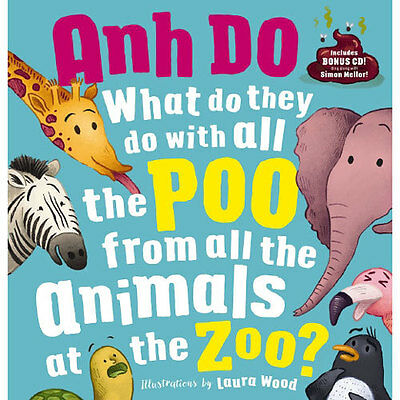 What Do They Do with All the Poo Book