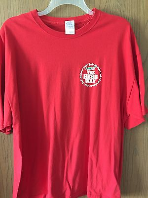 Hess Red The Hess Way Shirt